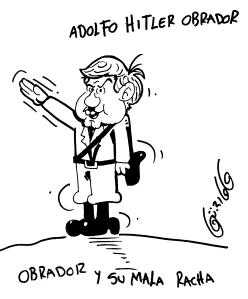 López Obrador es Pro nazi