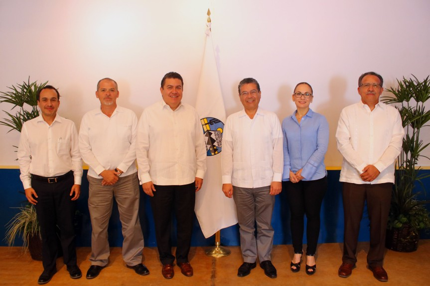Reunión funcionarios UABCS- Secretaría de Turismo- (2)