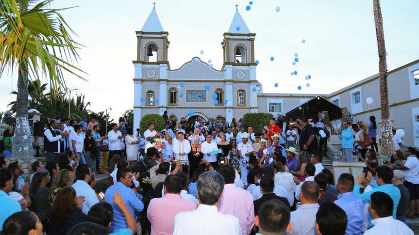 01 La inauguración de las Fiestas de la Hermandad SJC 2018