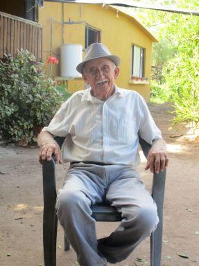 02 Don Bernabé, en su casa, en su querido San José de Comondú, BCS