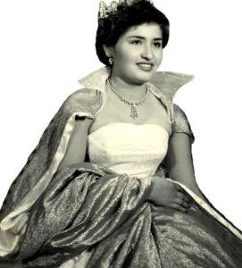 02 Doña María fue una de las primeras Reynas del pueblo de Santiago.