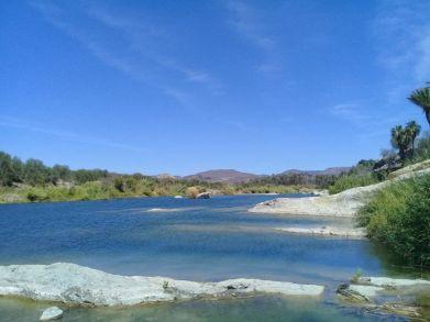 03 Ojos de agua, en las Sierras de la Giganta y Guadalupe