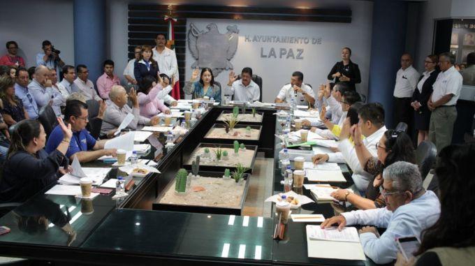 03 Regidores de La Paz, que aprobaron el PDU