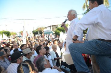 La Paz, estará en paz con su medio ambiente, José Hevia