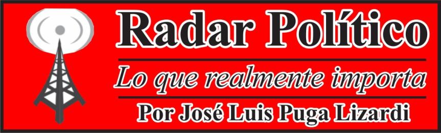 Logo de Radar Político.cdr
