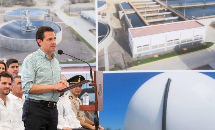 planta de tratamiento de aguas de la Paz 6