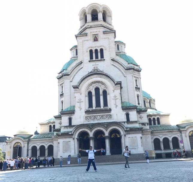 1 Catedral de Alejandro Nevski
