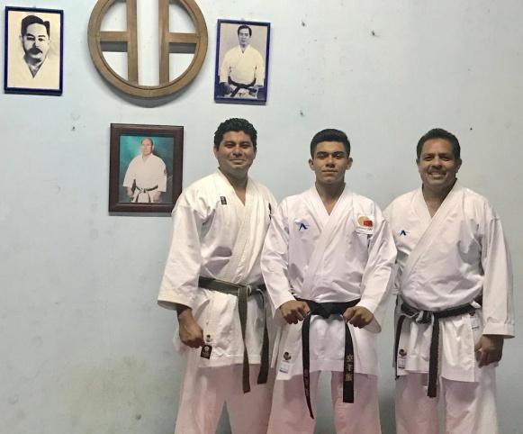 2 Abel Peěrez, Valdovinos y Sensei Lino1