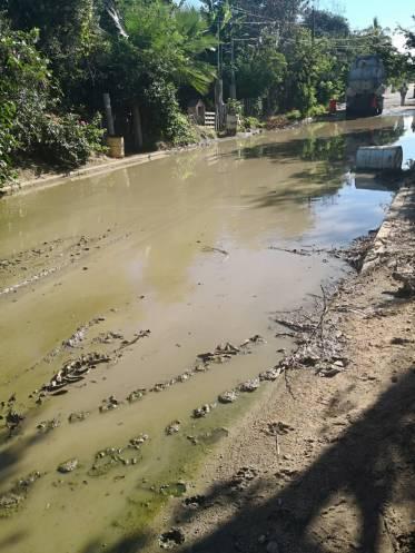 4 Laguna de aguas negras en pleno centro de Miraflores