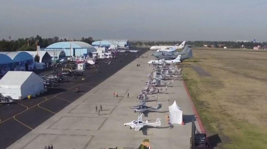 01 Base aérea de Santa Lucía, Estado de México