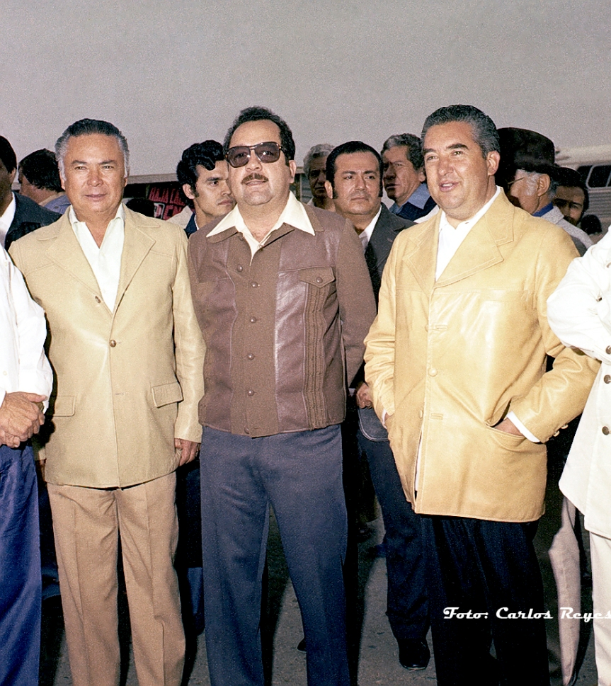 08 Félix Agramont Cota, ACMA y Hugo Cervantes del Río