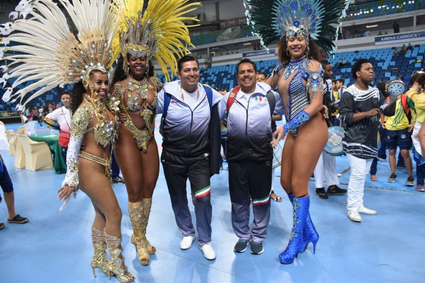 3 La samba, baile a la altura del arte