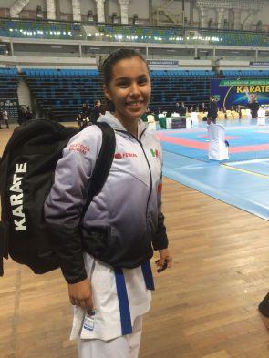 4 Patricia Lara Zumaya, seleccionada mexicana
