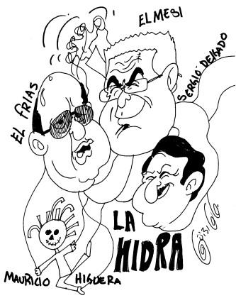Un sindicato endeble con líderes caciquiles