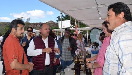 Con el segundo lugar de la Cata del Vino Misional Los Comondú 2018