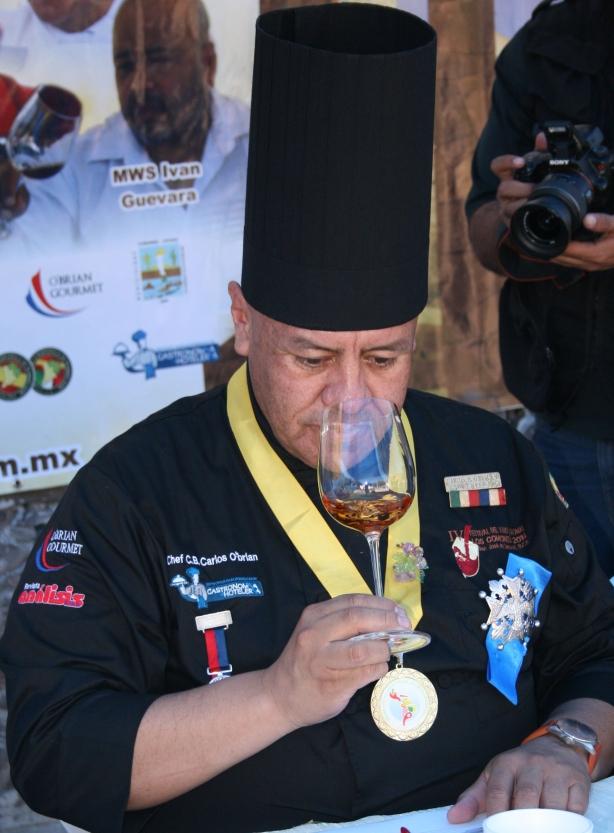 Chef Cordon Bleu, Carlos O Brian Valconrath