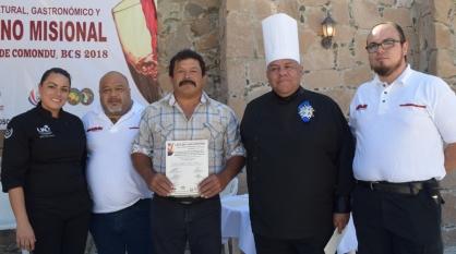 02 Ernesto Olegario Murillo Peralta, segundo lugar de la Cata del Vino Misional Los Comondú 2018