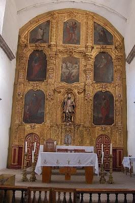 Altar San Xavier