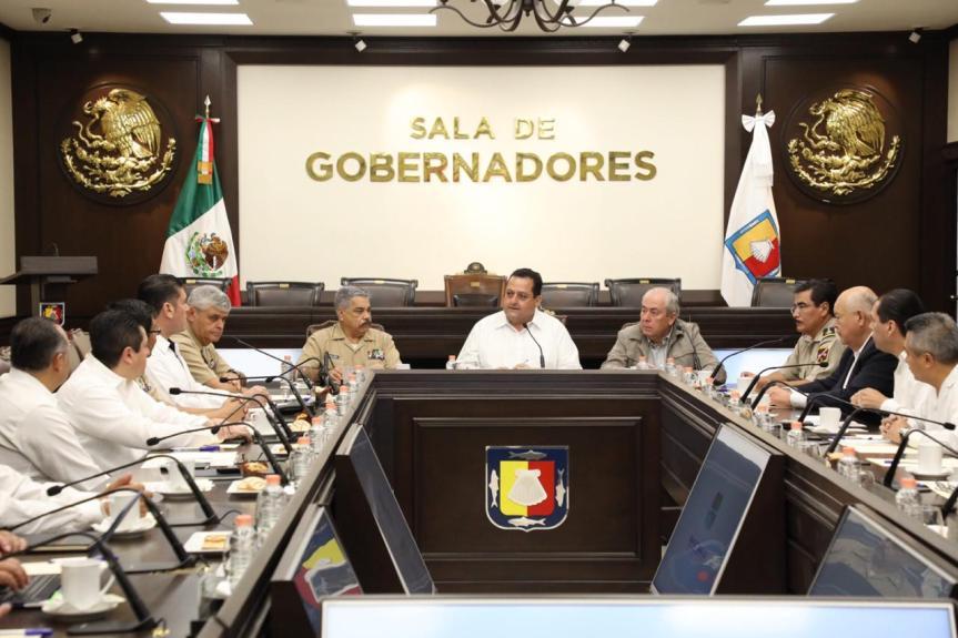 BCS referente nacional en  seguridad pública:CMD