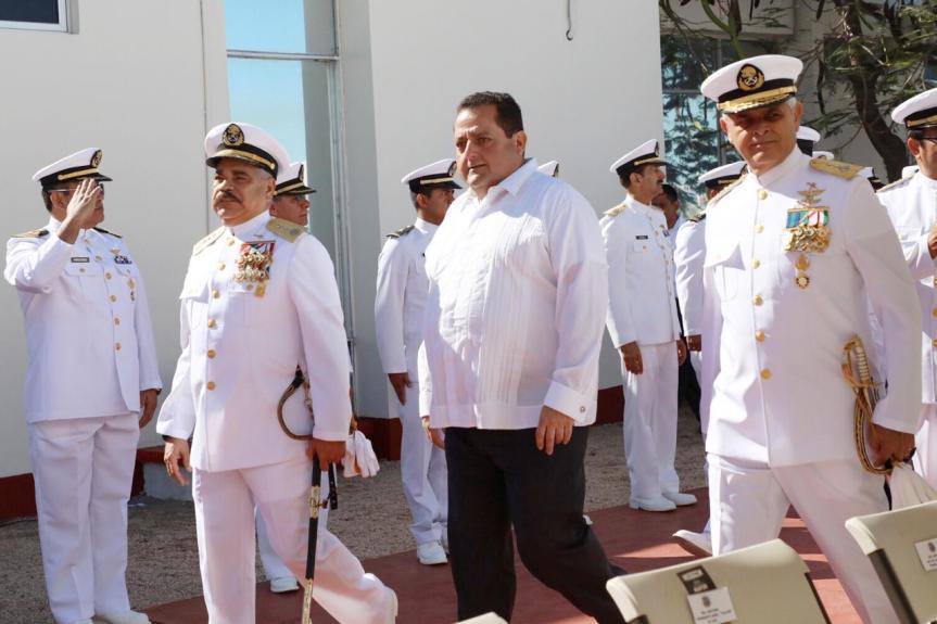 con la marina