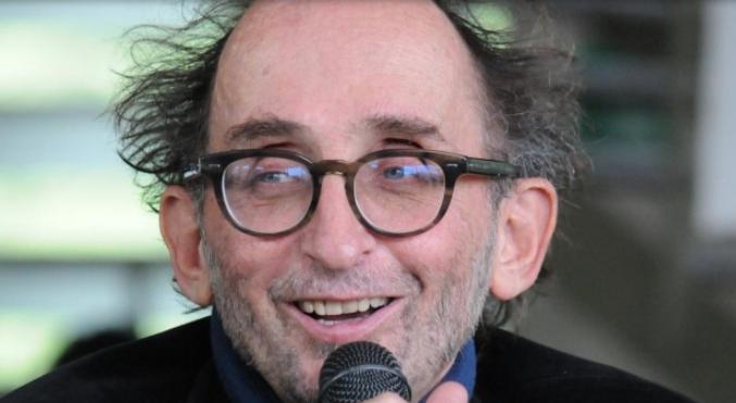 Escritor Daniel Goldin