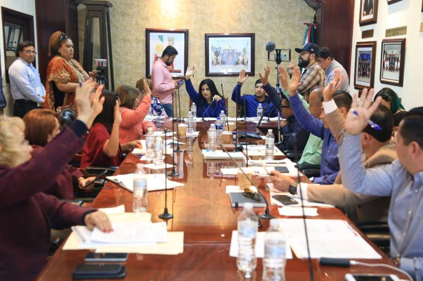 03 Por unanimidad, Regidores aprobaron nombramiento de la Lic. Irina Castro como titular de Transparencia y Acceso a la Información Pública Los Cabos
