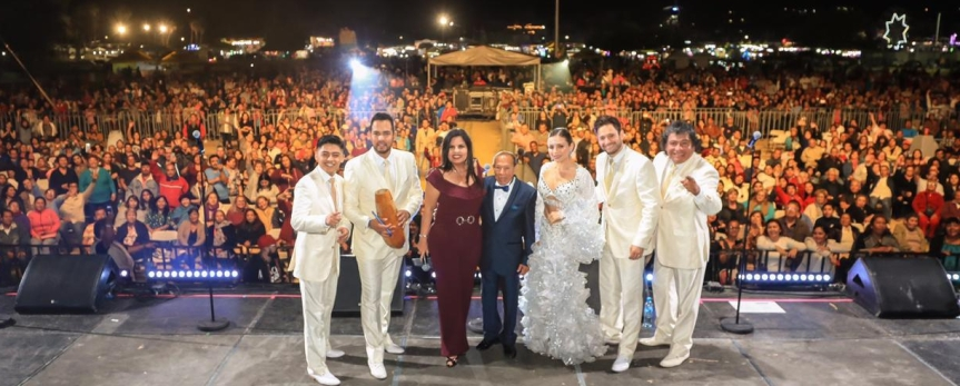 08 Con la presentación de Moenia y la Banda El Recodo cierra con éxito el cuarto día de las Fiestas Tradicionales San José del Cabo 2019 ..