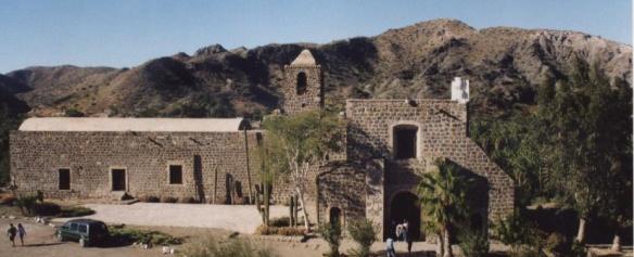 04 Misión de Santa Rosalía, Santa Rosalía, B.C.S.