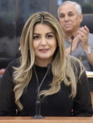 Dip. Daniela Rubio Avlés 22 marzo