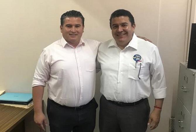 Diputado Humberto Arce y Rector de la UABCS.jpg