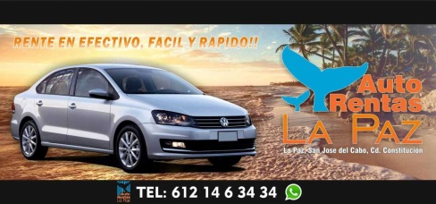 Auto Renta La Paz